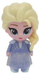 ADC Blackfire Frozen 2: 1-pack svietiaca mini bábika - Elsa Travelling