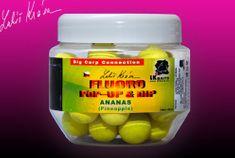 Lk Baits Fluoro Pop-up Pineapple 18mm (žlutá)