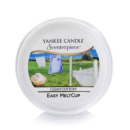 Yankee Candle Električna aroma svetilka (Clean Cotton) 61 g