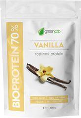 SALUTEM Pharma Bioproteínov 70% GreenPro Vanilka 300 g