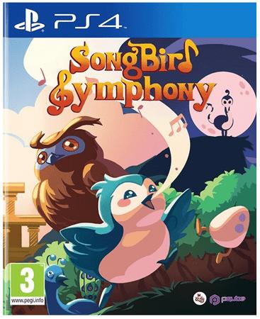 PQube Songbird Symphony (PS4)