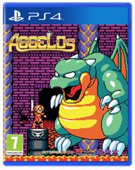 PQube Aggelos (PS4)