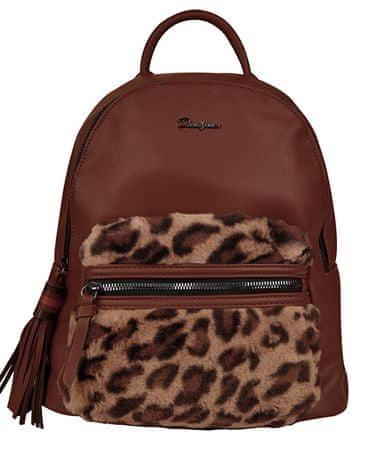 David Jones Damski plecak Brown CM5393