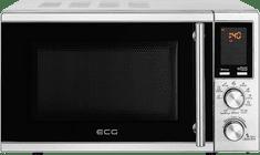 ECG MTD 2072 GSE mikrovalovna pečica