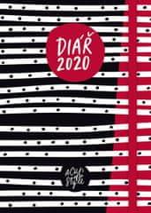 Ehrenbergerovy Lucie a Nikole: A Cup of style - Diář 2020