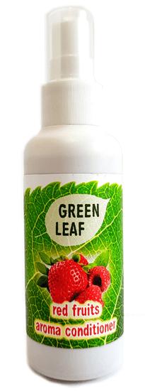 Green Leaf Bio AROMA konditioner pro psa Green Leaf červené ovoce 100ml