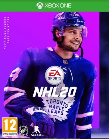 EA Games NHL 20 (Xbox One)