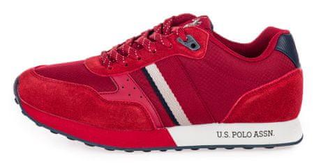 U.S. Polo Assn. muške tenisice Julius 46 crvene
