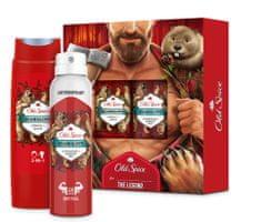 Old Spice Bearglove Lumberjack Ajándékcsomag Férfiaknak