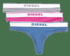 Diesel ženske spodnjice Stars, 3 kosi