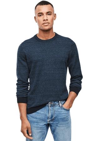s.Oliver pánský pulovr 13.909.61.6204 XXL tmavě modrá
