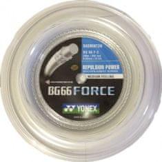 Yonex Badmintonový výplet BG 66 Force - 200m
