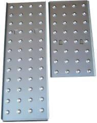 Fieldmann Oceľové dosky k FZZ 4107 (FZZ 9107)