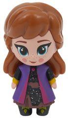ADC Blackfire Frozen 2: 1-pack svietiaca mini bábika - Anna Travelling