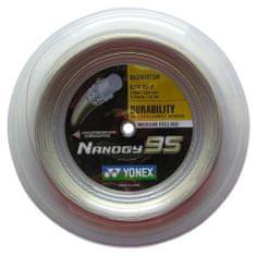 Yonex Badmintonový výplet Nanogy 95 - 200m