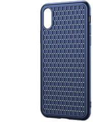 BASEUS BV Weaving Series zaštitna maska za iPhone X/XS, plavi, WIAPIPH58-BV03