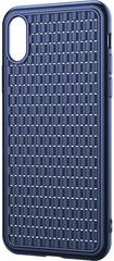 BASEUS BV Weaving Series zaštitna maska za iPhone XR, plava, WIAPIPH61-BV03