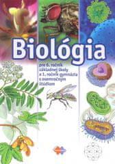Kolektív autorov: Biológia pre 6. ročník ZŠ a 1.ročník gymnázia s 8 štúdiom