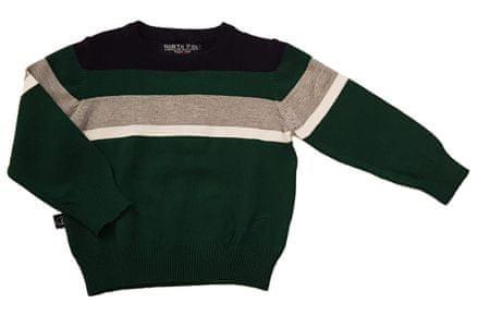 North Pole chlapčenské tričko 3/6 zelená