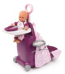Smoby Baby Nurse kufrík 3v1