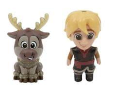 ADC Blackfire Frozen 2: 2-pack svietiaca mini bábika - Kristoff & Sven