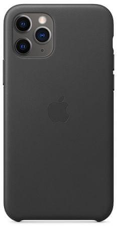 Apple etui skórzane iPhone 11 Pro, czarne MWYE2ZM/A