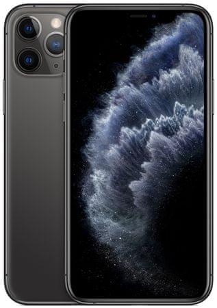 Apple iPhone 11 Pro mobilni telefon, 256GB, Space Gray
