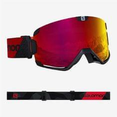 Salomon Cosmic Sigma Blk/Uni PoppyR skijaške naočale