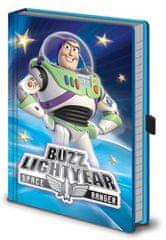 Zápisník Toy Story / Příběh hraček - Buzz Box (A5)