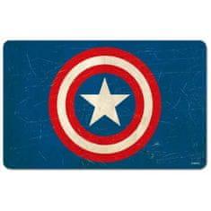 Plastová podložka na jídelní stůl - Captain America