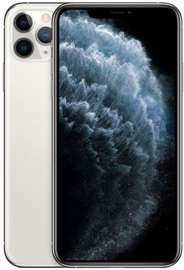 Apple iPhone 11 Pro Max, 64GB, Silver