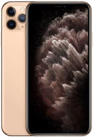 Apple iPhone 11 Pro Max mobilni telefon, 512GB, zlat
