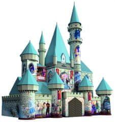 Ravensburger puzzle 3D 111565 Disney Kraina Lodu 216 elementów