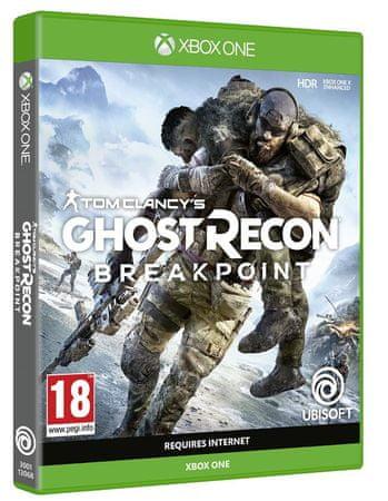 Ubisoft igra Tom Clancy's Ghost Recon Breakpoint - Aurora Edition (Xbox One)