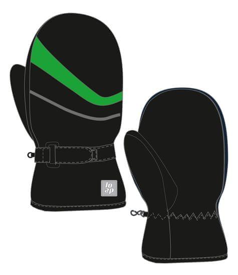 Loap dětské palčáky RUFFI 4 černá