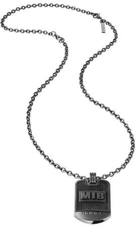 Police Ogrlica za moške MIB omejena izdaja PJ26400PSUB / 01