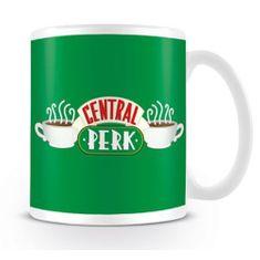 Keramický hrnek Friends / Přátelé - Central Perk (0,3 l.)