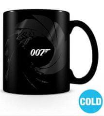 Hrnek proměňovací - James Bond - Gunbarrel (0,3 l.)