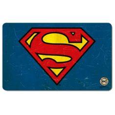 Plastová podložka na jídelní stůl - Superman