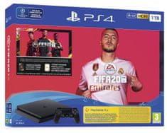 Sony PlayStation 4 Slim, 1 TB igralna konzola + igra FIFA 20 + koda FUT