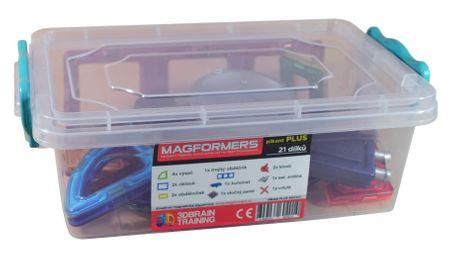 Magformers zestaw uzupełniający PLUS