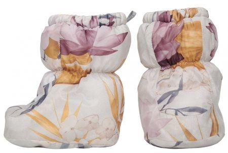 Lodger dievčenské topánočky Socker Empire Lotus 16-18 oranžová