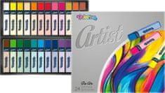 Colorino Pastely suché Artist 24 barev