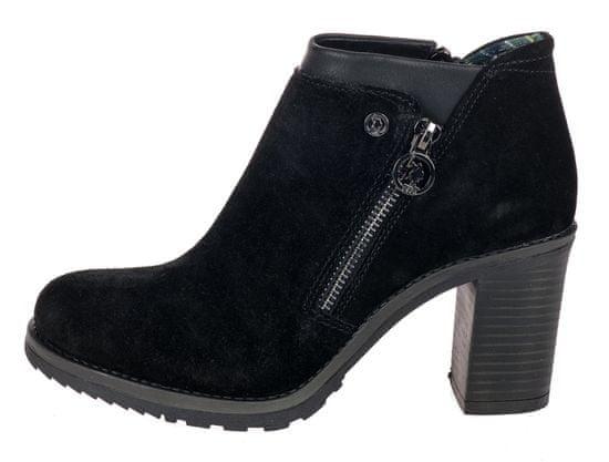 U.S. Polo Assn. dámská kotníčková obuv Erfurt SADIE4196W9/S1 36 černá