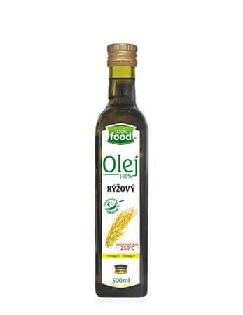 Olej ryžový 100% 500 ml