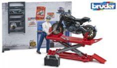 Bruder 62101 Servis motornih koles
