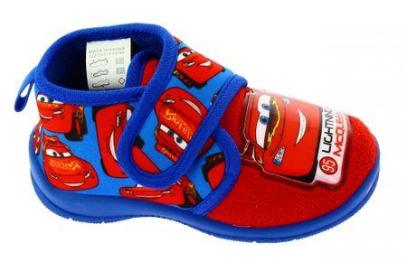 Disney by Arnetta dječje papuče Cars 27 plava