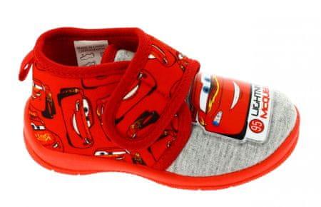 Disney by Arnetta dječje papuče Cars 21 siva
