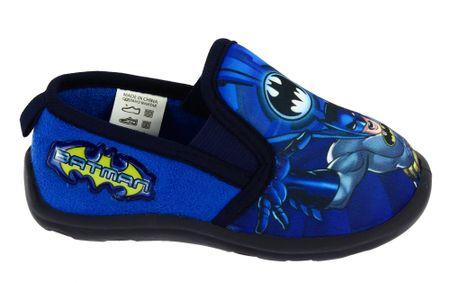 Disney by Arnetta chlapčenské papučky Batman 26 modré