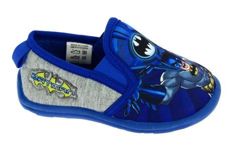 Disney by Arnetta chlapčenské papučky Batman 27 viacfarebné